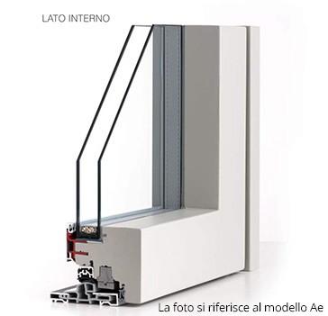 Cts infissi alluminio e pvc altopascio lucca porte da interni garage cancelli - Doppia finestra per isolamento acustico ...